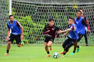 Durante a semana de treinamentos fechados para a imprensa no CCT da Barra Funda, os jogadores do São Paulo enfatizaram a importância de retomar a confiança da equipe