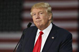 """É um grande problema, um problema do mundo"""", disse Trump, acrescentando que o mesmo """"será resolvido em algum momento"""""""