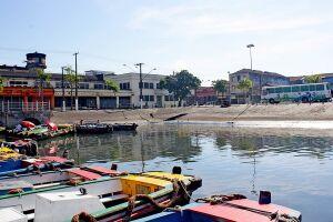 Aproximadamente 5.486 pessoas moram nos bairros Vila Nova e Paquetá