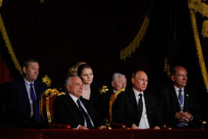 XIII Cerimônia de Encerramento do Concurso Internacional de Ballet do Teatro Bolshoi