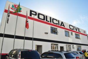 A investigação foi iniciada por policiais do 7º DP de Santos logo após a vítima chegar para registrar ocorrência