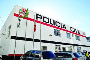 O delito foi esclarecido por policiais do 7º DP de Santos (Gonzaga)