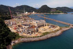 Projeto do período militar, Angra 3 começou a ser erguida em 1984