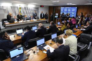O governo acredita que pode ter até 48 votos a favor da reforma trabalhista no plenário do Senado