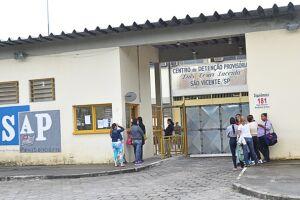 Dados de segunda-feira indicam 2.099 presos no CDP, que tem capacidade para 842