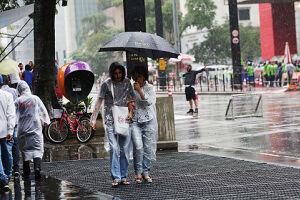 O mês de maio foi o mais chuvoso dos últimos 12 anos em São Paulo