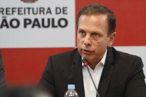 João Doria afastou a estrutura de atendimento da nova cracolândia