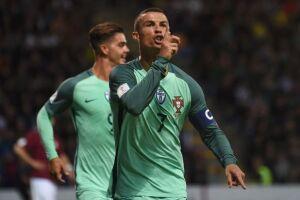 O torneio tem como grande astro o português Cristiano Ronaldo