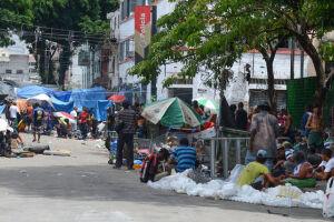 Desde a realização da operação policial na cracolândia, no dia 21 de maio, 91 pessoas foram presas pela polícia na região