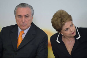 Bruno Dantas recomendou a aprovação prévia das prestações apresentadas pela ex-presidenta Dilma Rousseff e pelo presidente Michel Temer
