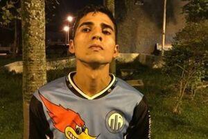 Gabriel de Lira Barbosa, de 21 anos, foi reconhecido pela mulher da vítima
