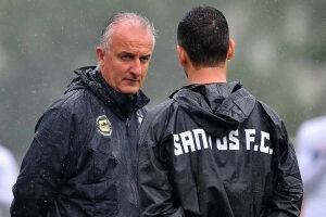 Chegou ao fim a segunda passagem do técnico pelo Santos