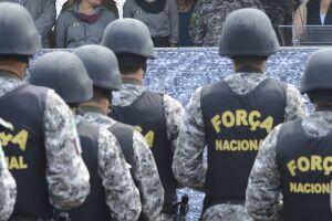 Segurança na Esplanada tem 2.600 PMs e 400 homens da Força Nacional