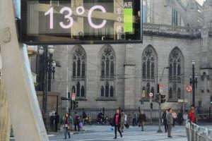 O inverno começa oficialmente à 1h24 desta quarta-feira, 21