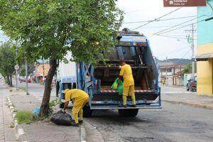 São Vicente produz por dia 270 toneladas de lixo e consegue reciclar 30% através do programa de coleta seletiva
