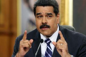 Nicolás Maduro ameaça ir às armas caso haja risco de uma destruição da revolução bolivariana