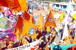 A marcha sindical realizada em Brasília, no último dia 24 de maio, foi um marco no calendário da luta sindical contra as reformas pretendidas pelo Governo Federal