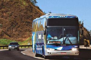 Partindo de São Paulo, é possível comprar passagens diretas de transporte rodoviário para 1.477 cidades diferentes