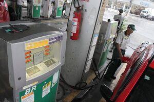 A Petrobras reduziu os preços da gasolina e do diesel nas refinarias