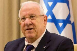 O presidente de Israel, Reuven Rivlin, condenou voto do Brasil em órgão da ONU