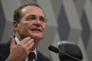 Renan Calheiros (AL) deixou a liderança do PMDB no Senado