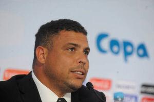 O atacante esteve com a seleção na conquista da Copa das Confederações de 1997, na Arábia Saudita