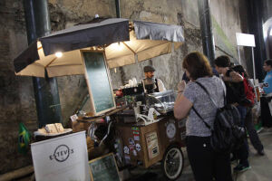 De 7 a 9 de julho, o Centro Histórico vai viver as sensações e descobertas do Festival Santos Café
