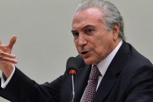 Rodrigo Janot denunciou o presidente Michel Temer e seu ex-assessor Rodrigo da Rocha Loures