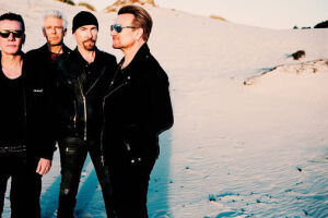 A banda irlandesa desembarca em São Paulo em outubro para três shows