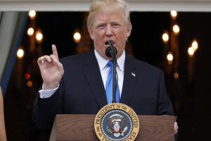 Donald Trump disse que a Rússia pode ter interferido nas eleições norte-americanas que o elegeram