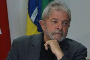 Lula foi acusado pela força-tarefa da Lava-Jato de receber propina da OAS