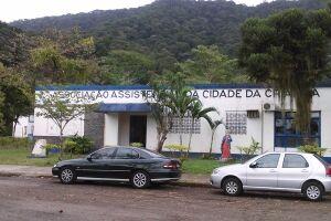 A sede administrativa da Cidade da Criança está entre as muitas edificações que precisam de poucas reformas