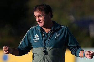 O técnico Cuca deixou claro após perder por 2 a 0 para o Corinthians, na última quarta-feira, a condição do Palmeiras