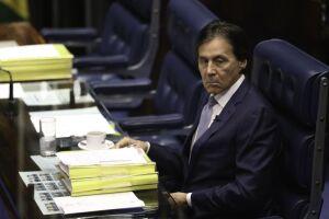 O presidente do Senado, Eunício Oliveira, fez um balanço das votações no primeiro semestre deste ano