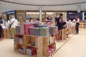 Shopping recebe a Feira do Livro, da Pé da Letra Editora