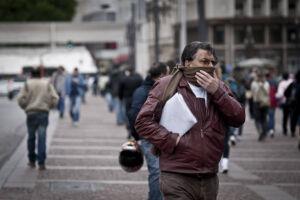 A cidade de São Paulo registrou a segunda madrugada mais fria do ano