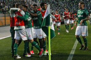 O único gol da partida foi contra, marcado pelo volante gremista Machado após cruzamento de Raphael Veiga
