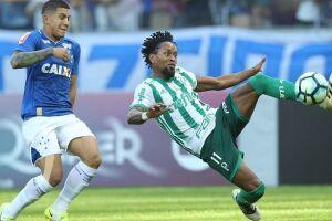 Cruzeiro entrou no G6 com a vitória