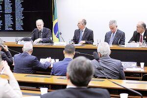 Audiência pública durou cerca de três horas e contou com a presença de representantes de trabalhadores e operadores de todo o País, e também do Governo Federal