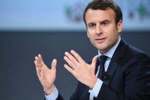 Macron pede renovação das conversas de paz entre Israel e Palestina