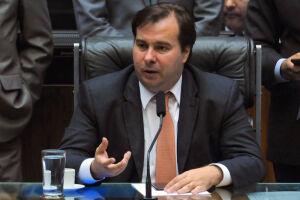 """""""O Brasil não pode ficar parado com o parecer da Comissão de Constituição e Justiça até o mês de agosto"""", disse"""