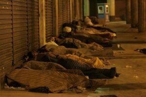 Na tarde mais fria do ano, São Paulo tem segundo caso de morte de morador de rua