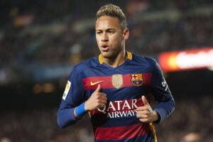 Neymar é o jovem atleta mais bem pago do mundo
