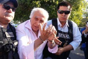 Roger Abdelmassih volta para prisão domiciliar