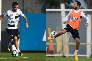 Com passagens recentes pelo Atlético-MG, Donizete e Ribeiro serão titulares nos lugares de Renato e Copete