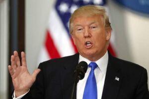 Em junho, o presidente dos EUA, Donald Trump, acusou a Coreia do Norte de ser um 'regime brutal'