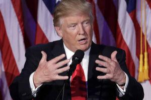 Trump inicia visita oficial de dois dias à França