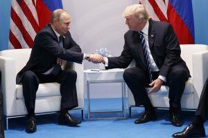Trump disse que discutiu a criação de uma unidade de cibersegurança com Putin