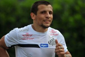 Vecchio decidiu o jogo contra a Chapeonse, na última quarta-feira