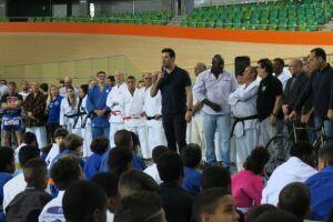 Leonardo Picciani disse que o plano de execução do legado olímpico está dentro do cronograma